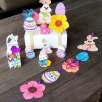Easter egg hunt printables for fab chocolate fun