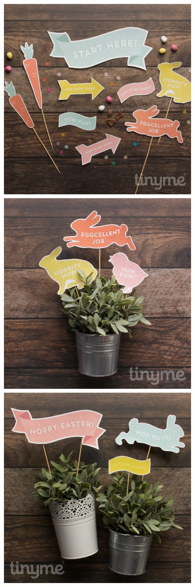 These printable will help you to have a wonderful Easter Egg hunt with the kids - why not pop along and check them out!
