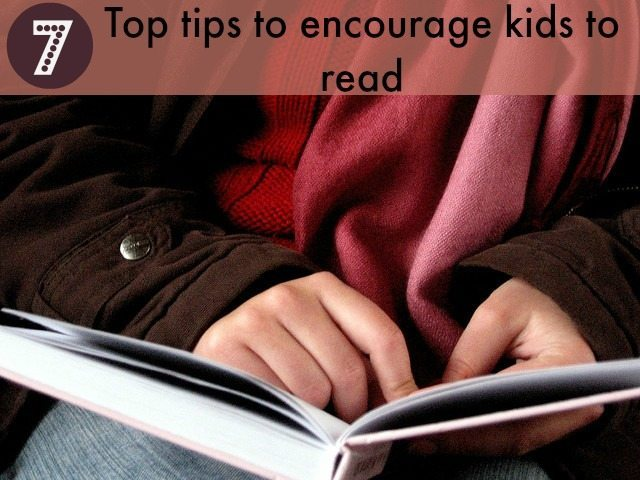 eBooks for kids: Encouraging reading