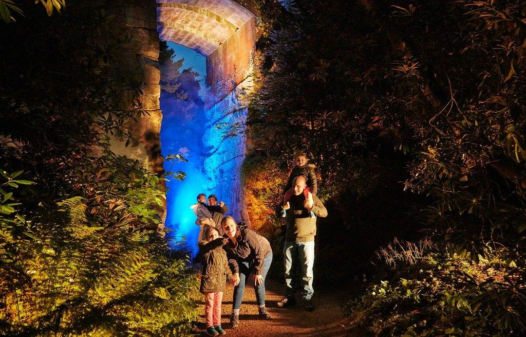 Enchanted events from English Heritage in the UK are a lovely way to start something magical this Christmas!