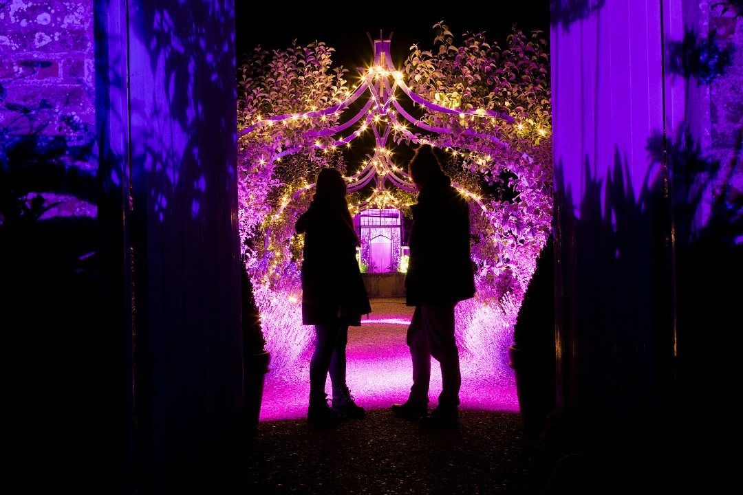 Something to look back on with the kids - take them to an Enchanted Event in the UK with English Heritage - perfect for the run up to Christmas!