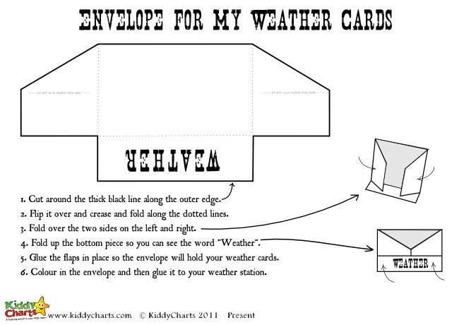 Printable Envelopes Cut Out
