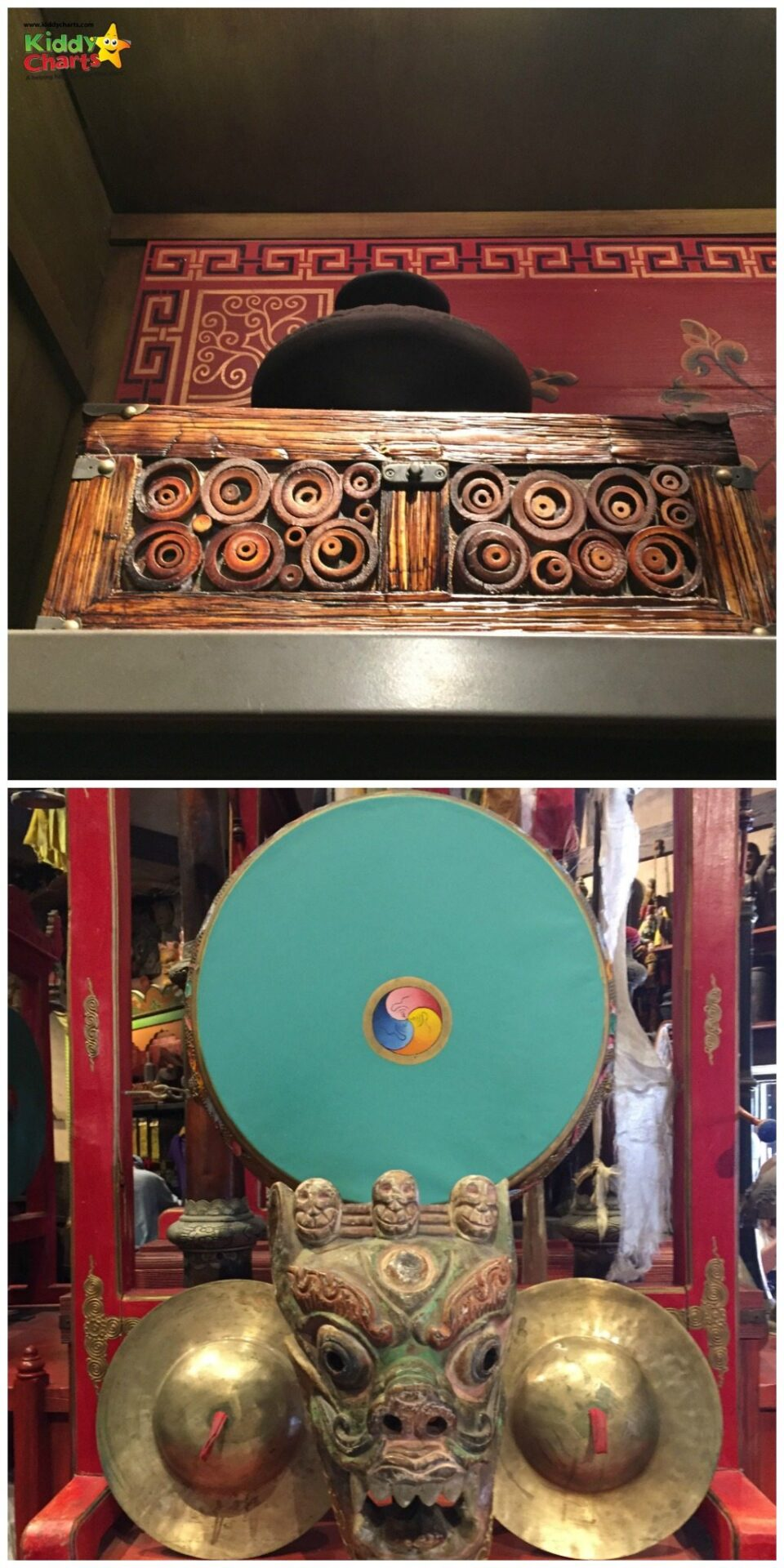 Watch out for two of the best hidden mickets in WDW in the Expedition Everest shop!