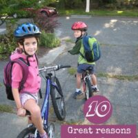 10 great reasons to get your family cycling on holiday #HolidayCycling