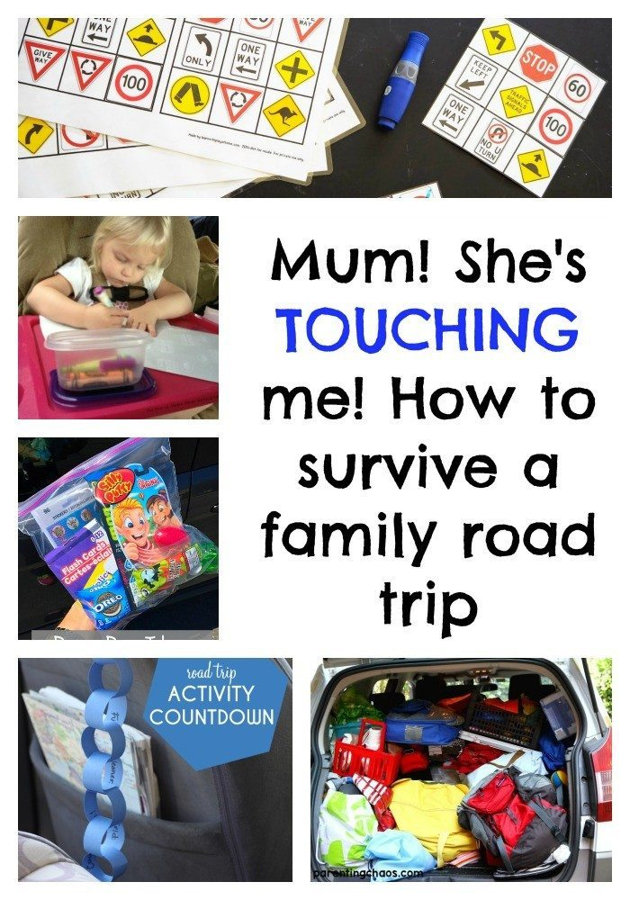 Is the long family road trip filling you with dread? Survive it with these great tips