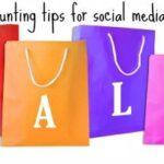 12 bargain hunting tips for social media savvy mums