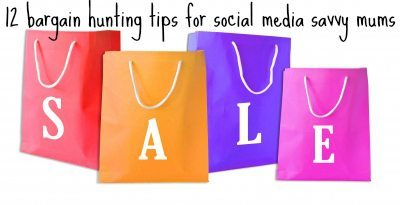 Family savings: Social media tips for savvy mums