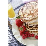 Family traditions: Pancakes on birthday mornings