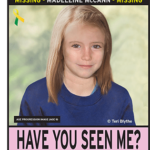 #Blogging4Madeleine – Six years without her parents: please help her get home
