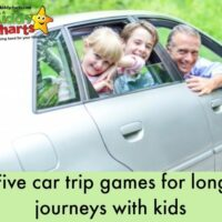 Top 5 kids car ride games and other car travel tips #arewenearlythereyet