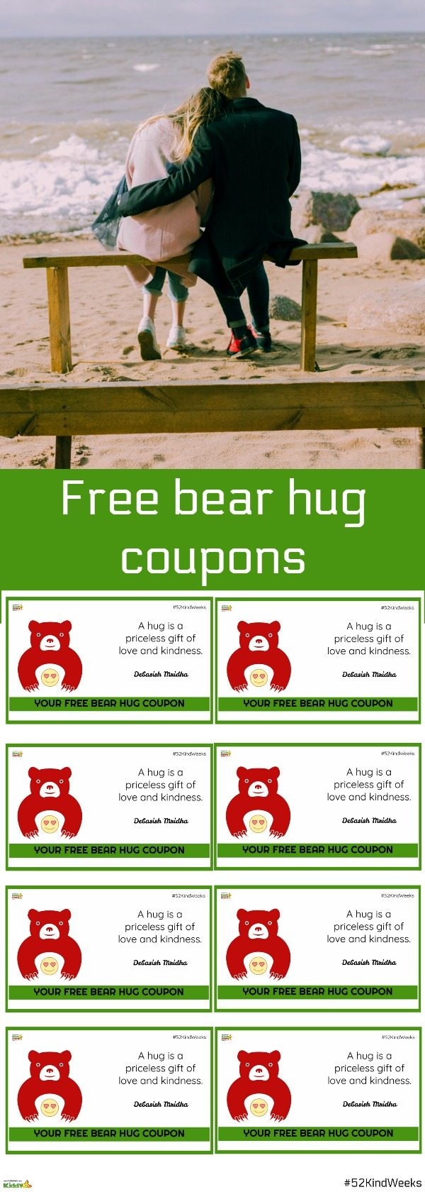 We hope you love our free bear hug coupons as much as we do!