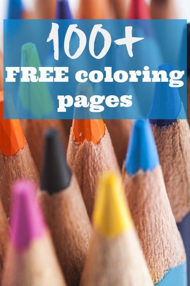 Are you looking for free coloring pages on the interst for the kids, and for adults. we've got 100+ on our site, and over 400+ across the internet. If you want free coloring pages, click through now!