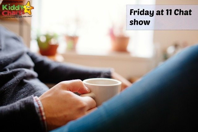 Who fancies a good old laugh at real life - then join our chat show on Friday at 11am (UK), and we'll smile while everything else around us turns to chaos! ;-)