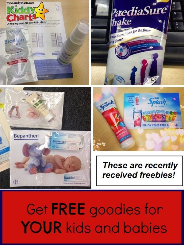 Frugal Parenting: How to get free stuff for your kids & babies