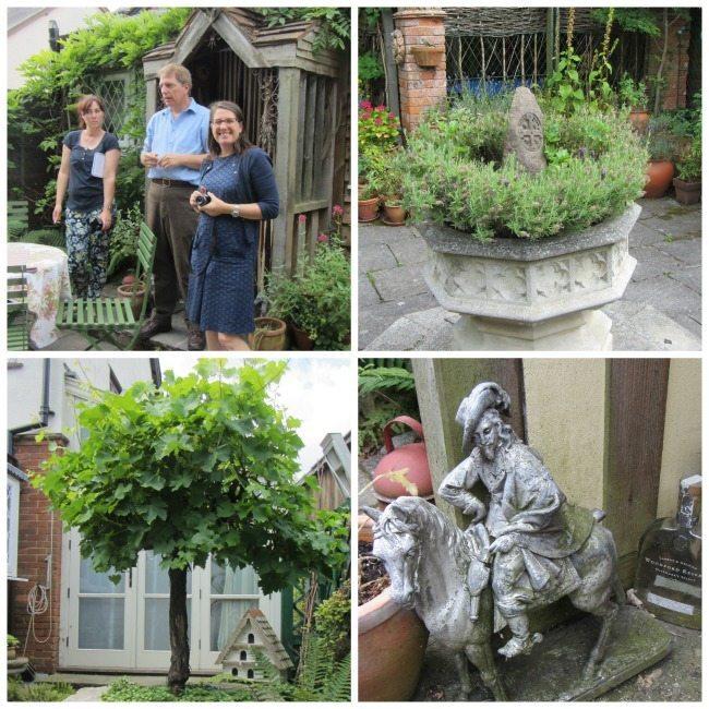Garden: Talliston House