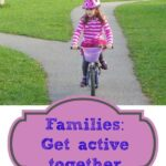 Get active together as a family