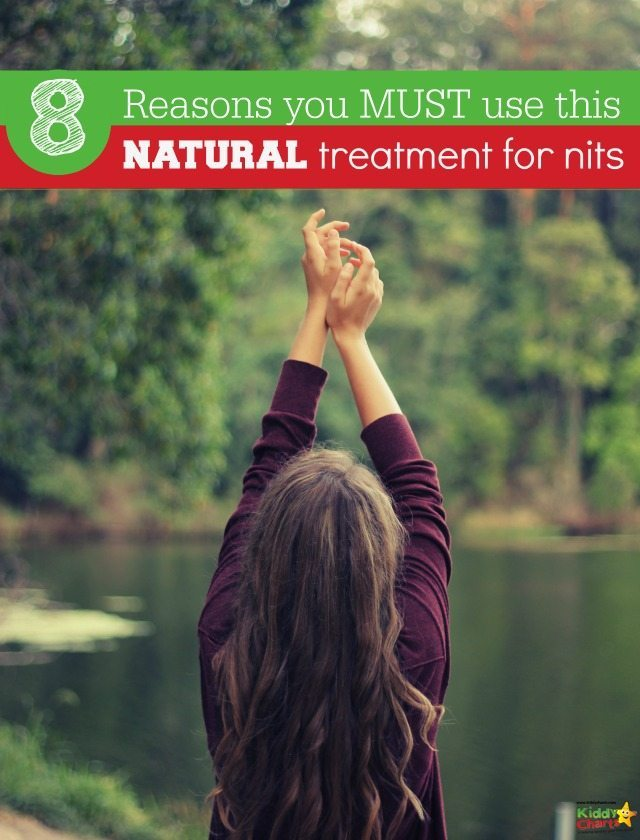 Nits in hair - yuk. There is nothing worse than finding nits in your kids hair. What can you do? We have the answer, and there is no washing, only one application and its totally natural too!
