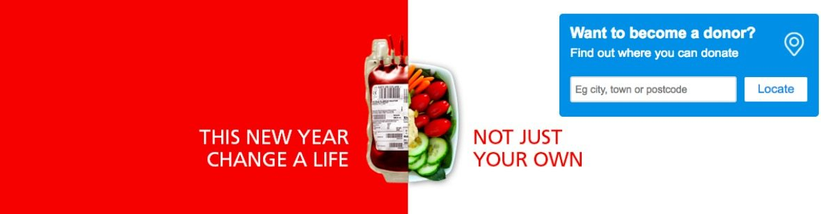 Giving blood is a simple thing to do - that really can mean so, so much to someone. Why not do it today?