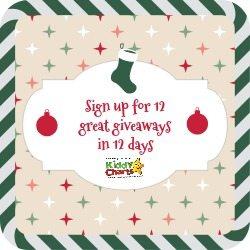KiddyCharts 12 Days Giveaways