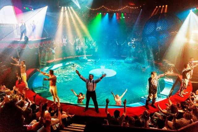 The great yarmouth hippodrome offers great fun for all the family...