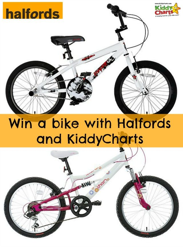 Our second day in the summer countdown see us give away a bike from Halfords. Yet another great actiivity for the kdis to get into this summer. Closes 6th August.
