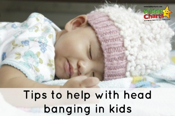Head banging in kids: tips to help