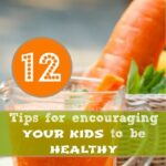 Healthy kids: How to encourage a healthy lifestyle