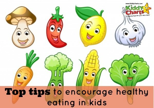 Healthy eating for kids: top tips