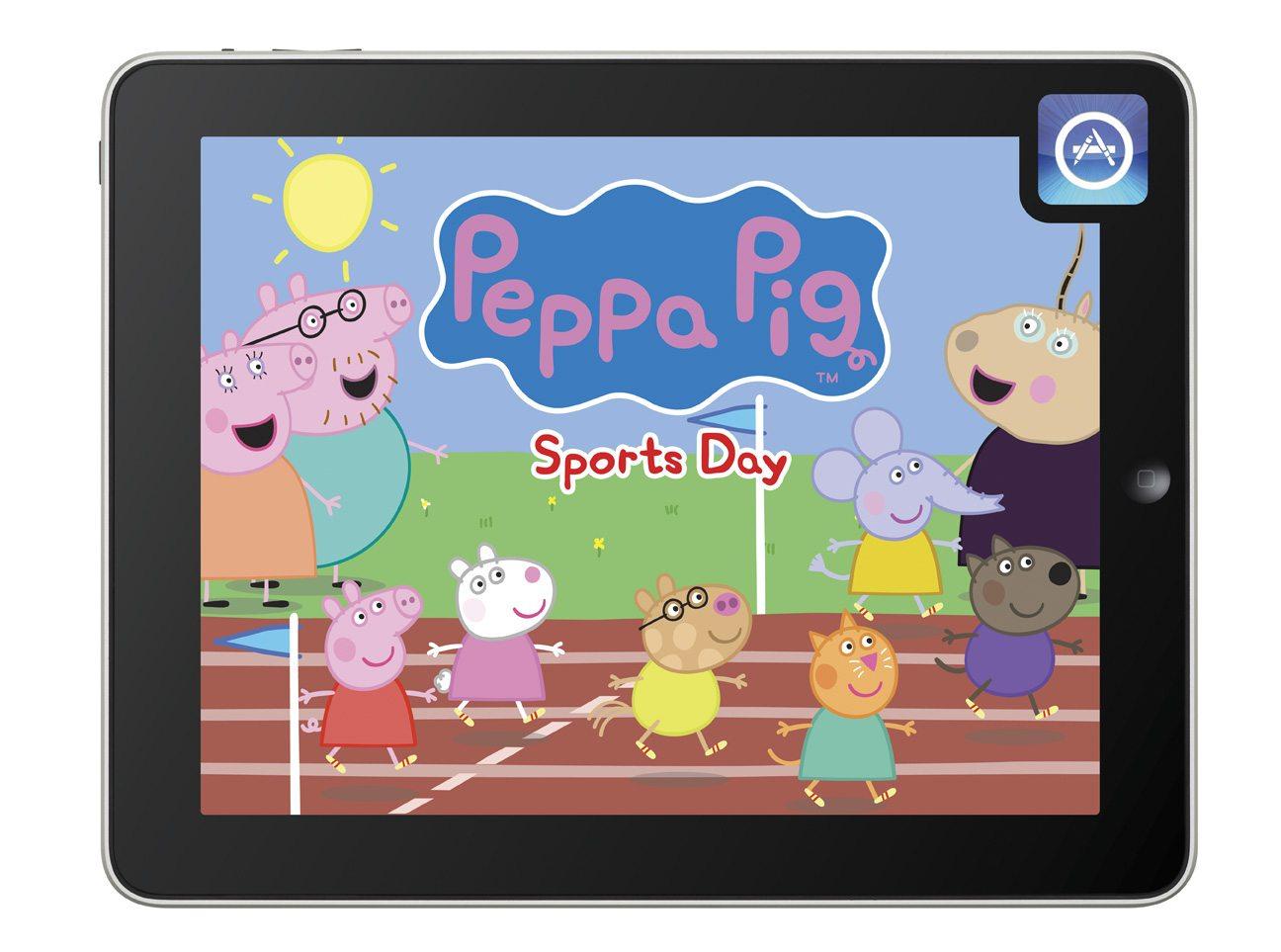 Peppa Pig Sports Day Screen Shots