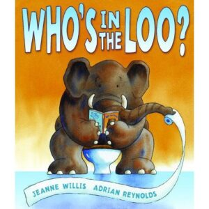 Best potty training books: Who's in the Loo?