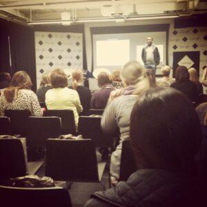 BlogCamp: Google Plus Man