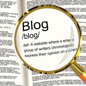Blogging for business: starting a new personal blog