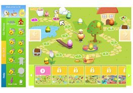 Reading Eggs review: One of the games my son loved