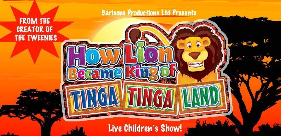 How the Lion became king in Tinga Tinga Land: Colourful posters mean a colourful show