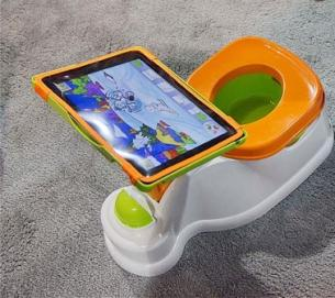 iPotty for potty training - really