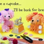 Mum blogs: Knit me a cupcake, I'll be back for breakfast*….