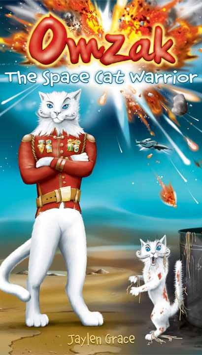 Omzak Space Cat Warrior Book Review