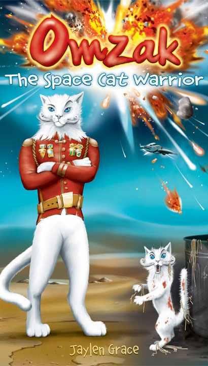 Omzak Space Cat Warrior Book Review