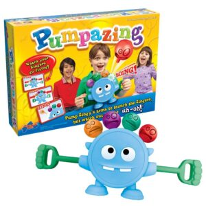 Pumpazing Review - the Zingy toy