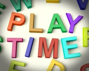 Time management for parenting - more playtime!
