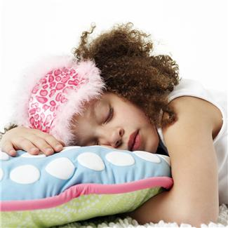 Tired children: is laughing the right things to do?