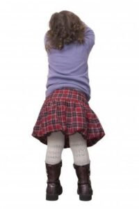 Toddler Tantrums - Ignoring them can work well in public if you can survive!