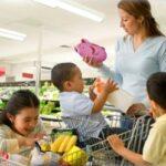 5 tips for saving money: the modern mum way