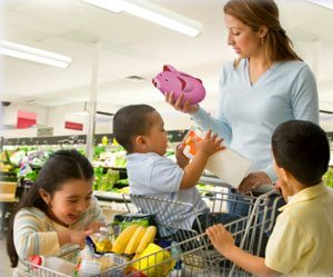 Five top tips for the modern mum to save money