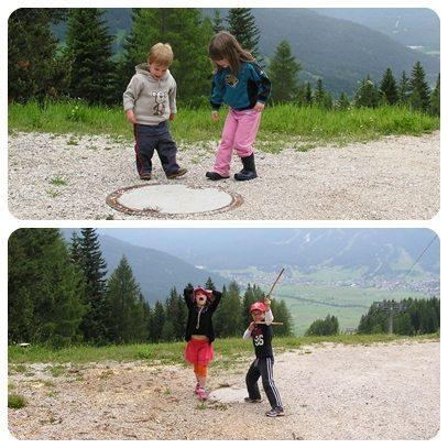 Austria three years ago - didn't they grow up?