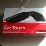 Little Star Reviews…Microsoft Arc Touch Mouse for on the move working