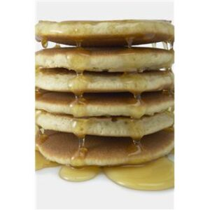 Summer holidays with kids: Pancakes for breakfast on the first day
