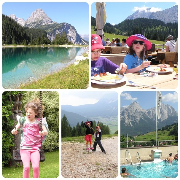Taking kids on holiday to the mountains and not to a beach?