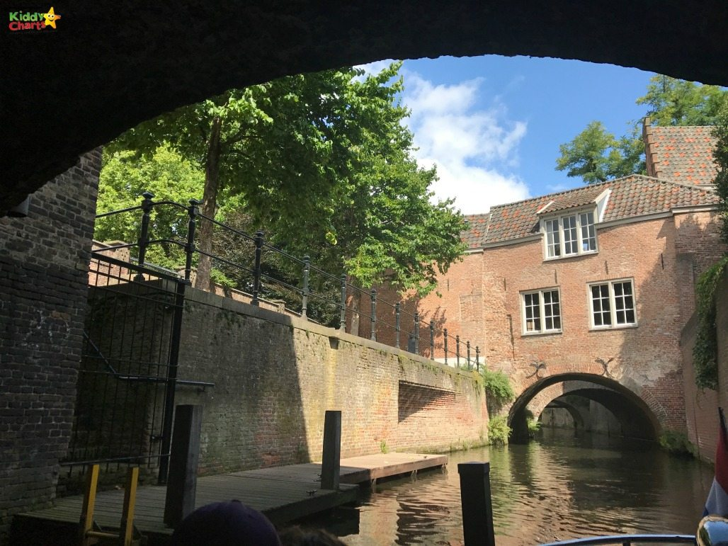 Trips on the Binnindeze are a must for visitors to Hertogenbosch - a beautiful trip back in time on the city's waterways.