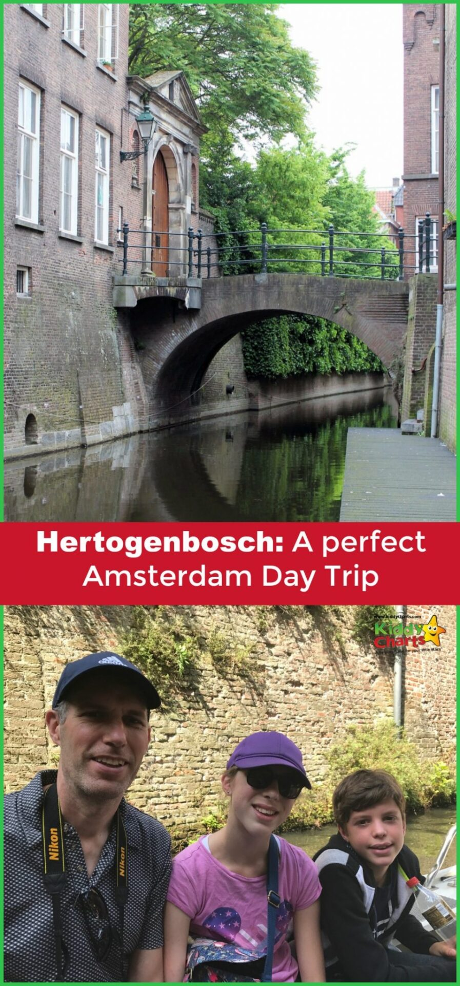 Hertogenbosch is a perfect day trip from Amsterdam, and there is even enough to do for you to want to stay longer too!